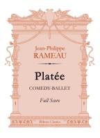 Platée. Comedy-Ballet. Full Score.